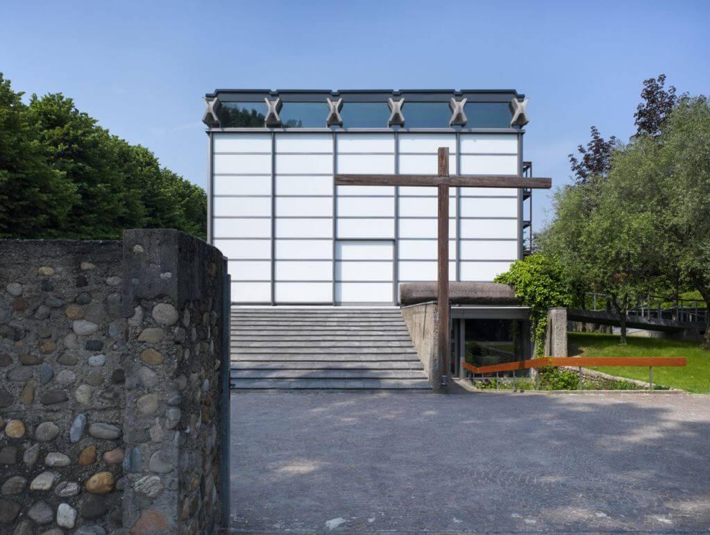 Dự án nhà thờ Nostra Signora Della Misericordia