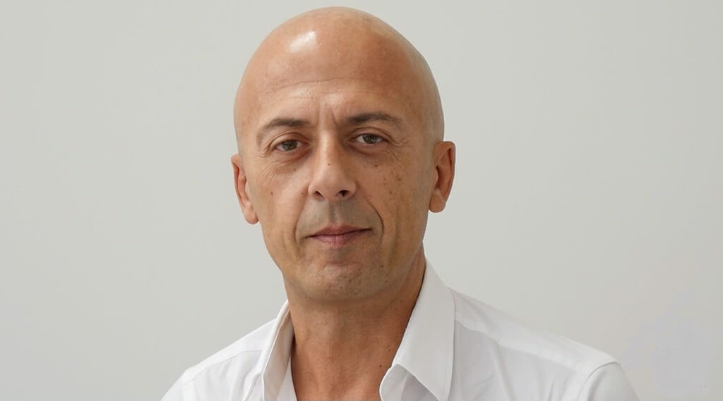 kiến trúc sư Giampiero Peia