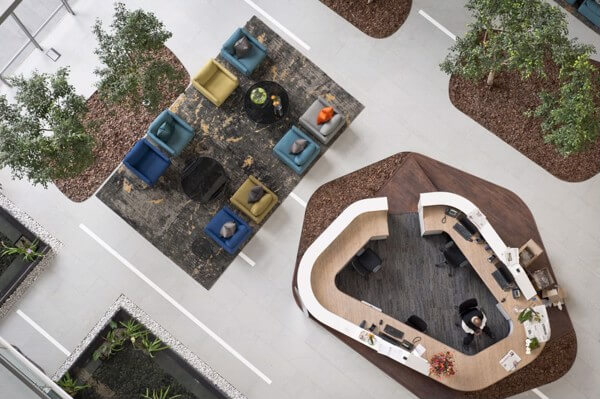 Thiết kế xanh trong tòa nhà cho hiệu suất cao