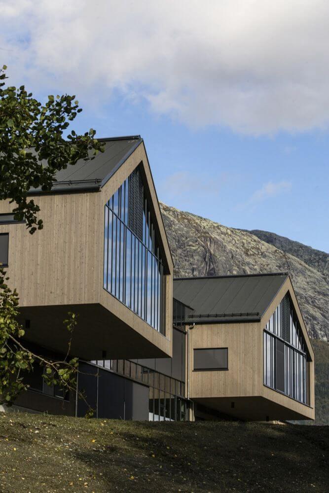 Dự án tiêu biểu của các kiến trúc sư Nordric và AART