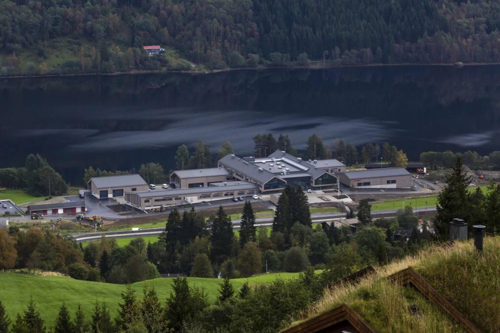 Tầm nhìn rộng của dự án trường trung học Voss