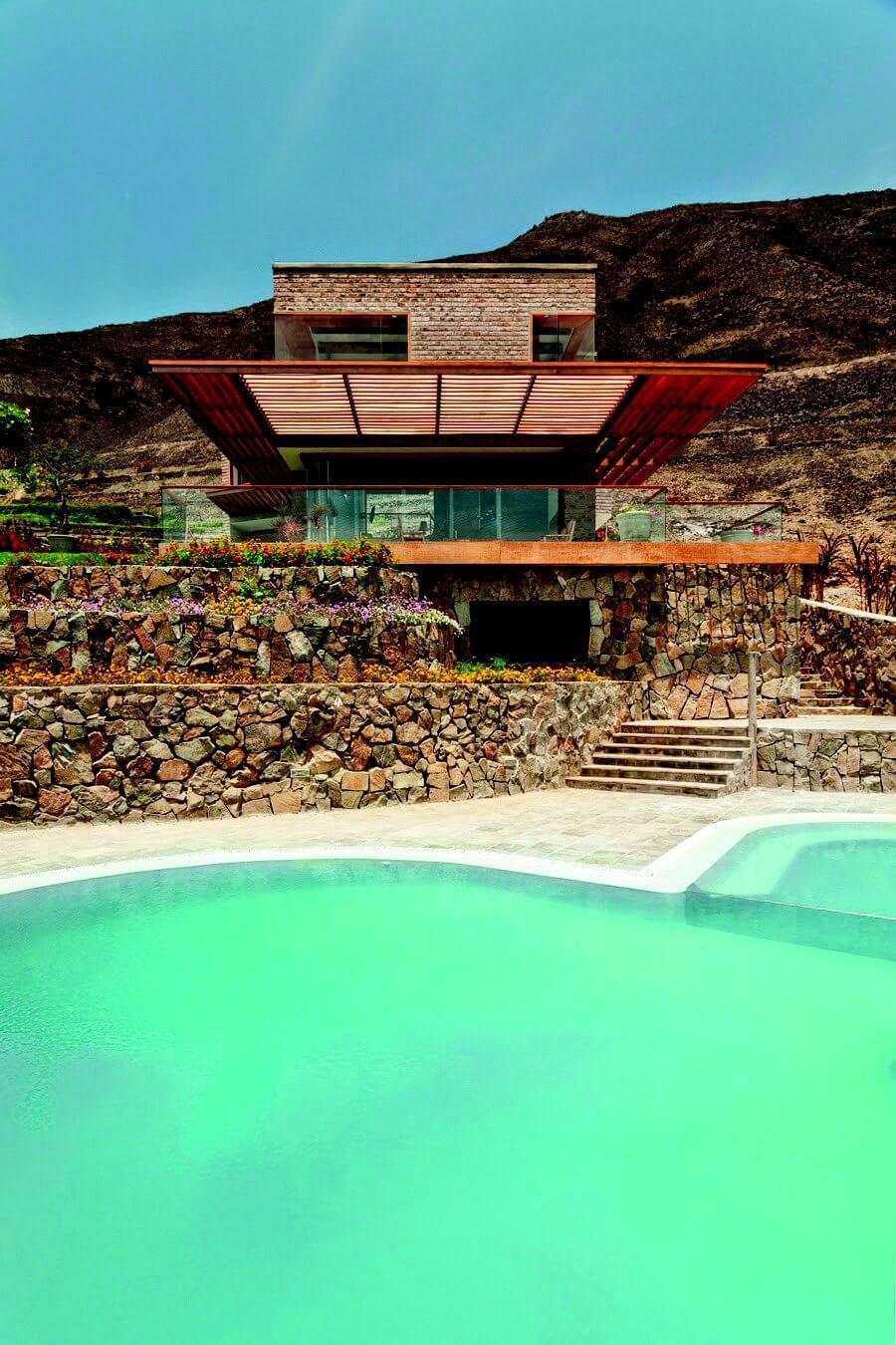 Thiết kế bể bơi