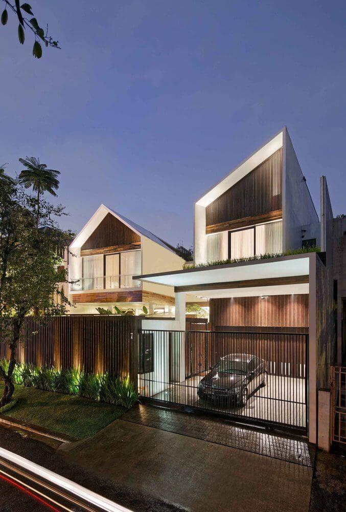 Long House được thiết kế bởi TWS