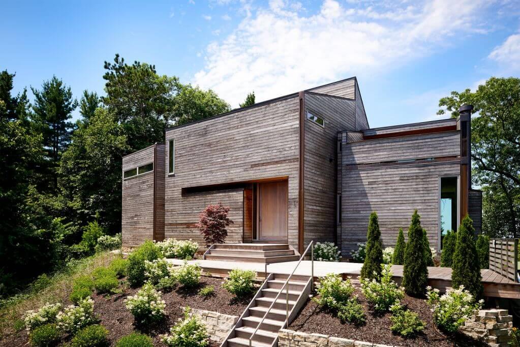 Giới thiệu dự án thiết kế nhà ở 4 Beach của Bamesberger Architecture