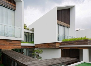 Dự án Long House của TWS và các đối tác tại Indonesia