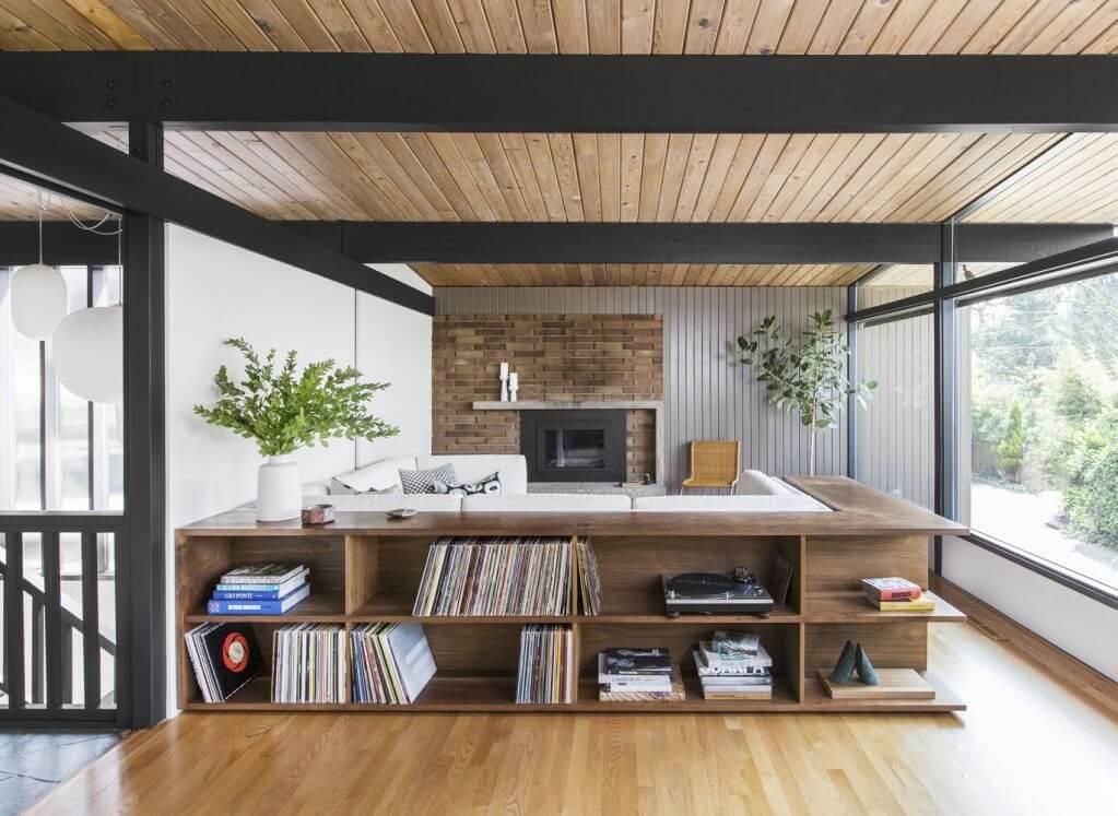 Dự án thiết kế nội thất bởi SHED