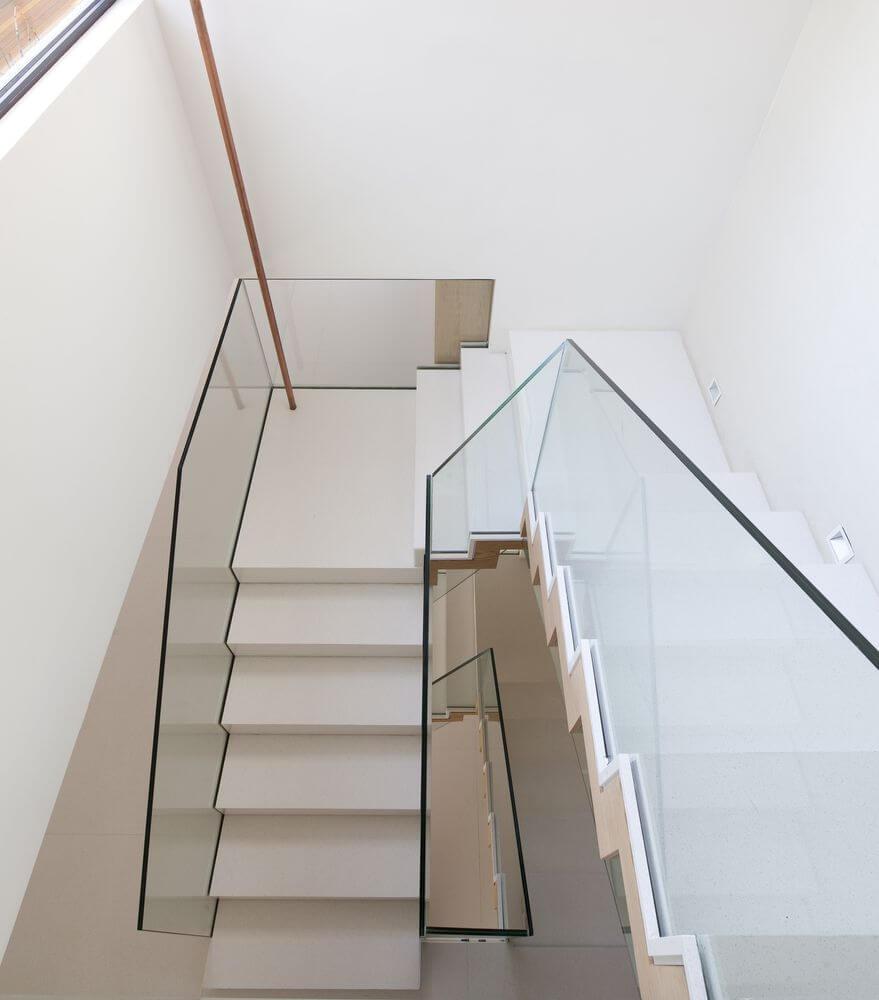 Thiết kế cầu thang đầy tính độc đáo và ấn tượng
