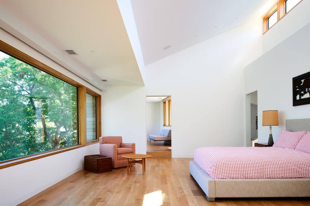 Thiết kế phòng ngủ chức năng trong nhà