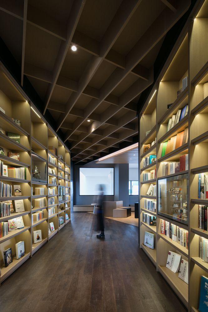 Thư viện yên tĩnh để đọc sách