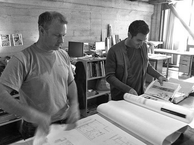 Các kiến trúc sư trẻ của Graham Baba