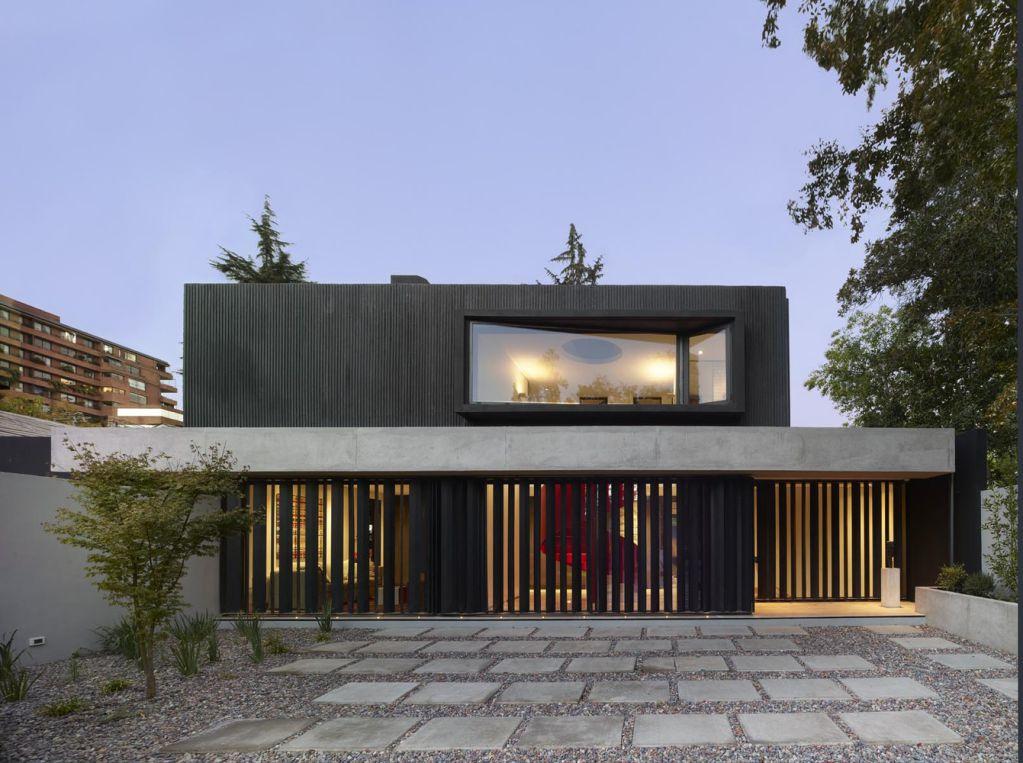 Dự án Malaga House của Prietoschaffer arquitectos tại Chile