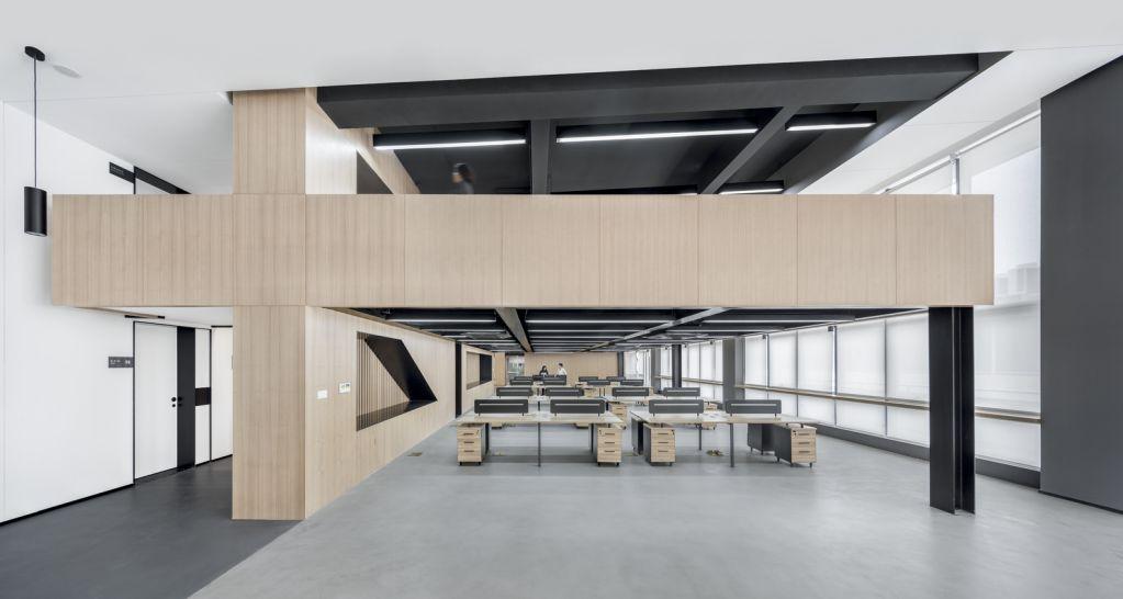 Dự án thiết kế văn phòng đổi mới công nghệ Thượng Hải Yutu