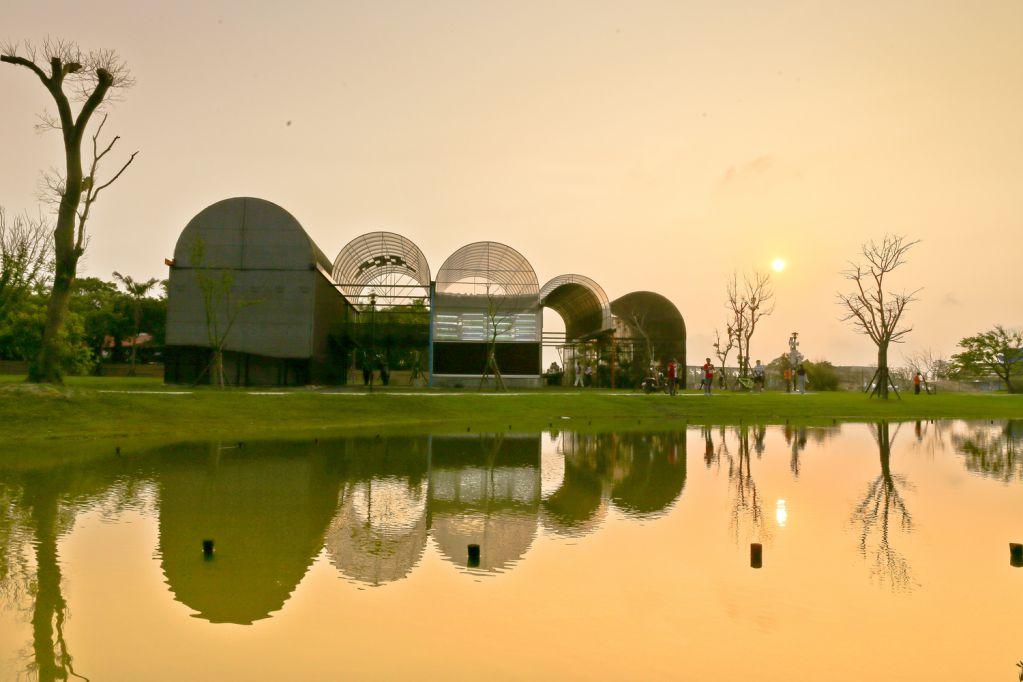 Dự án Greenhouse as a Home của BIAS Architects tại Đài Loan