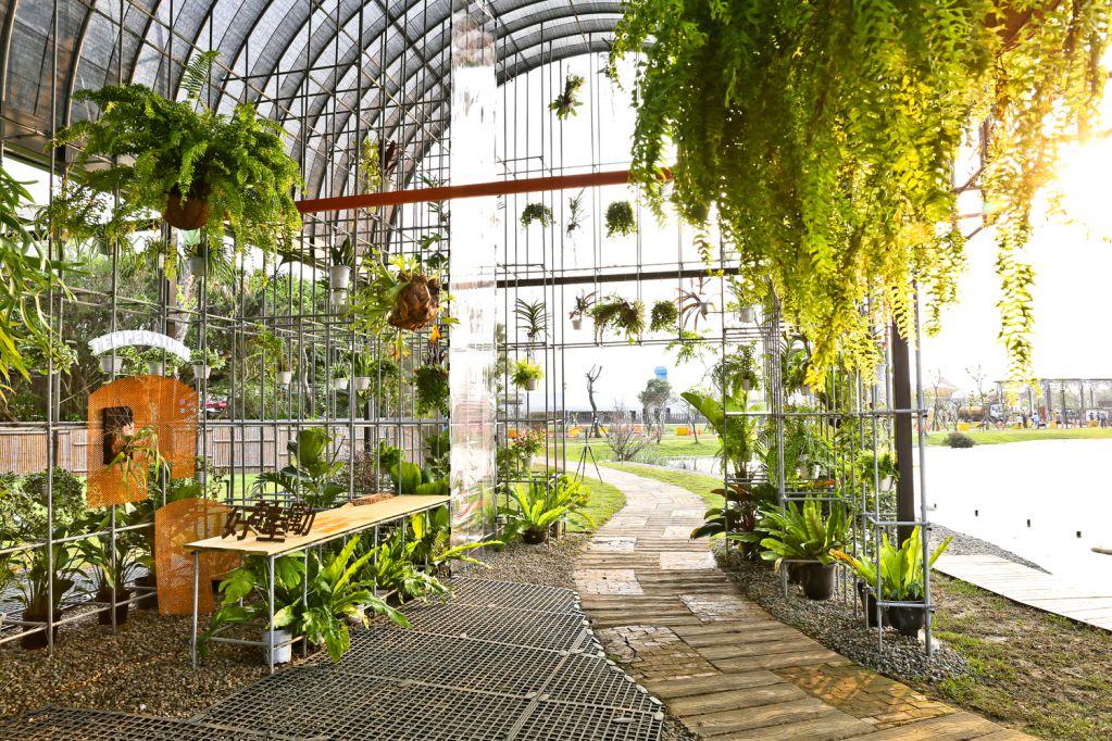 Greenhouse as a Home thiết kế với sự kiểm soát khí hậu