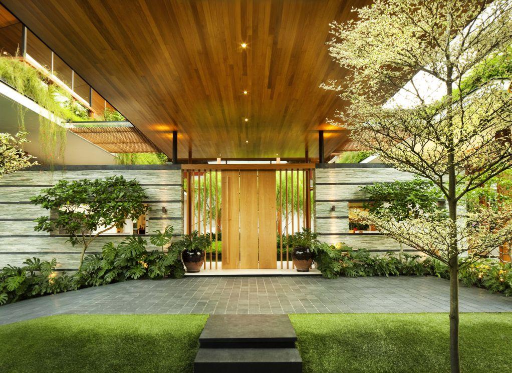 Guz Architects thành công với dự án Willow House