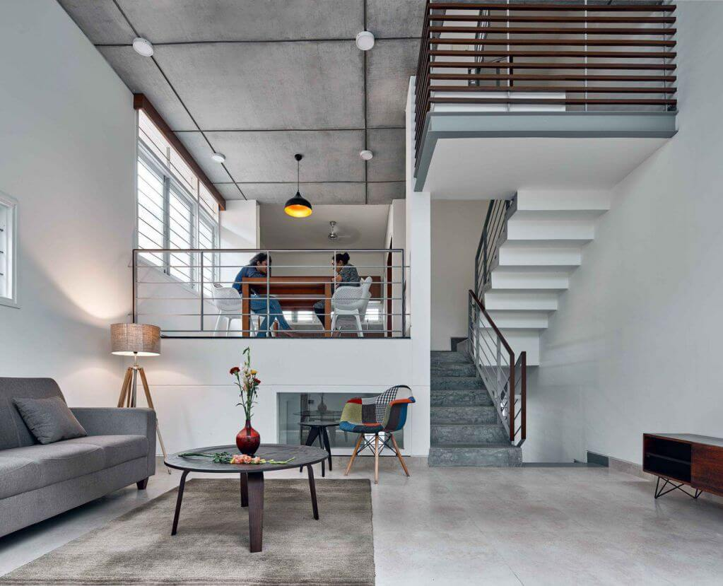 Dự án House S của Design Integratus tại India