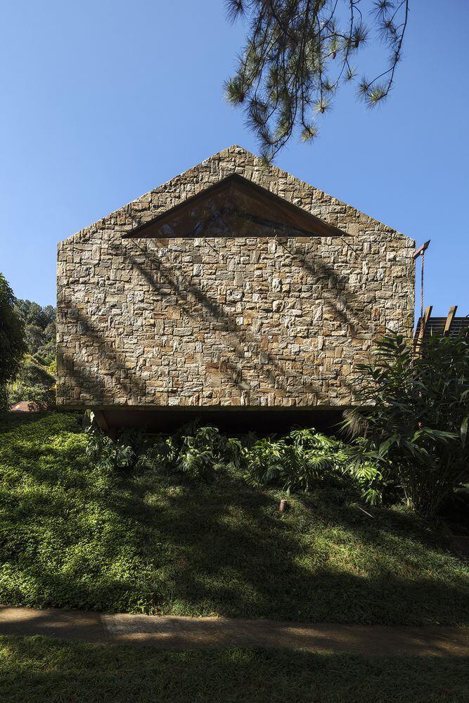 Dự án thiết kế AS House của Architectare