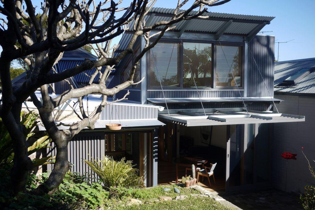 Dự án thiết kế nội thất nhà ở House Tempe của Eoghan Lewis Architects