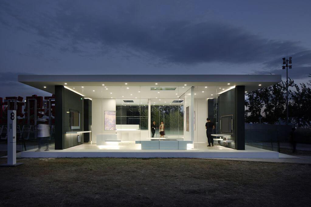 Dự án thiết kế kiến trúc Infinite Living của Crossboundaries
