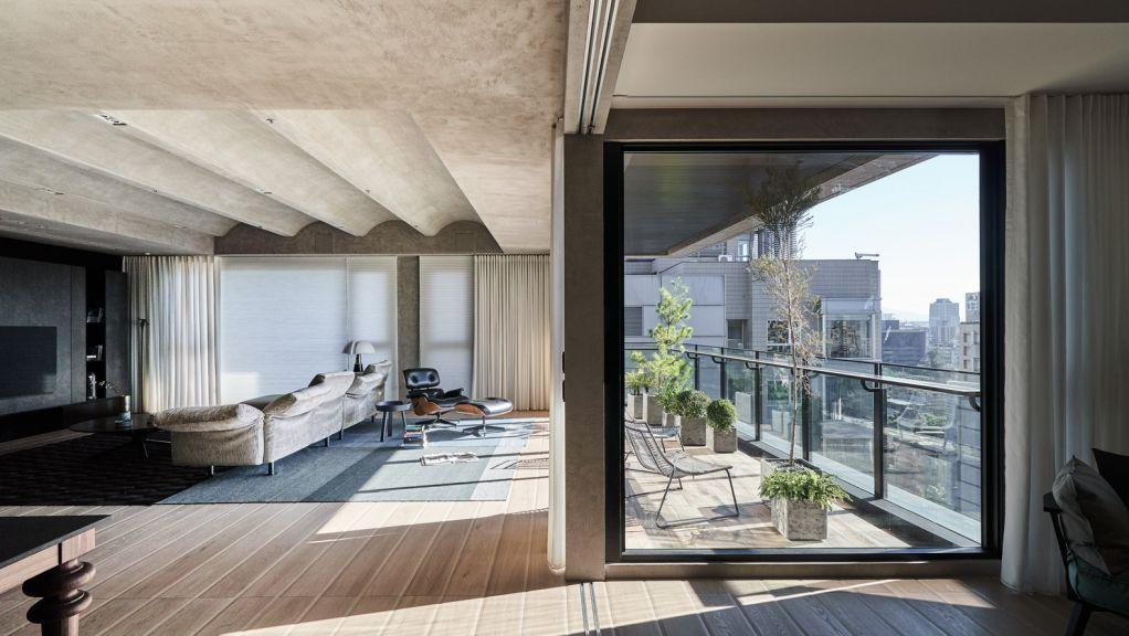 Phong cách sống được cân bằng trong ngôi nhà