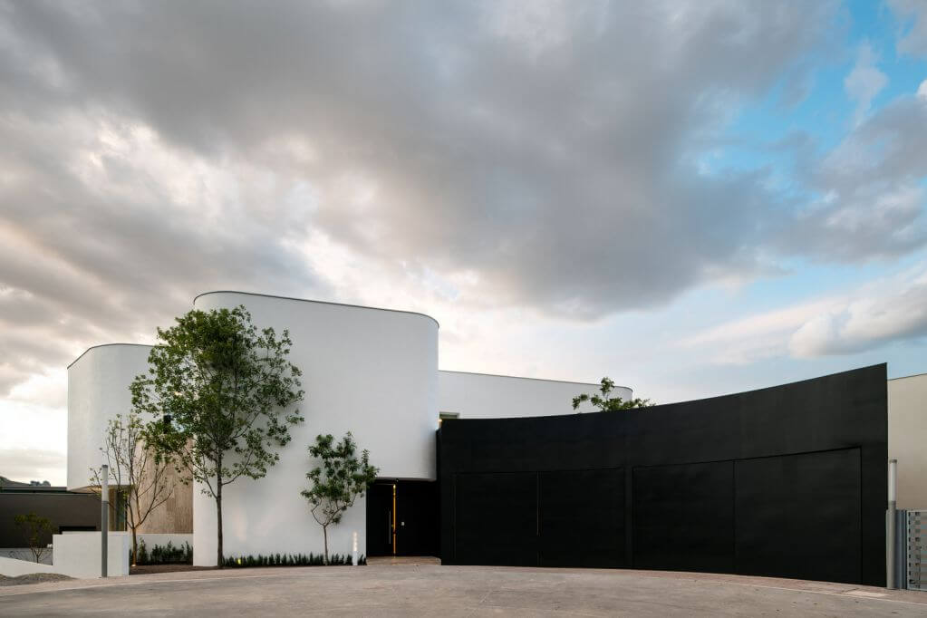 Dự án thiết kế kiến trúc Nogal House của BGP Architectura