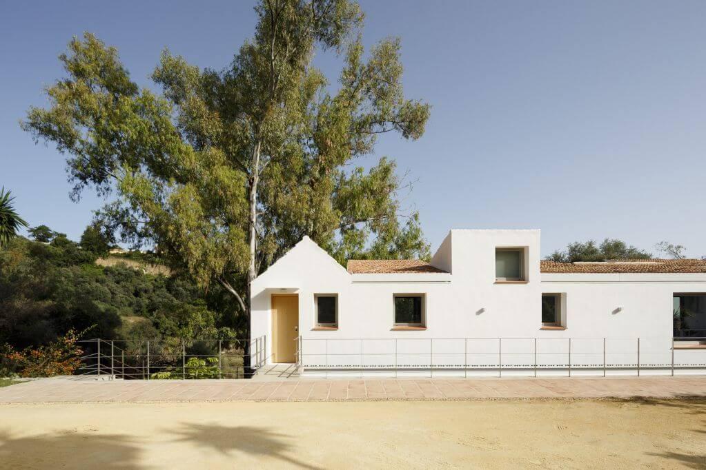 Dự án thiết kế kiến trúc nhà ở Owl's House của Estudio GonzaloGA