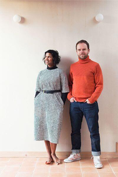 Hai kiến trúc sư thành lập Nimtim Architects