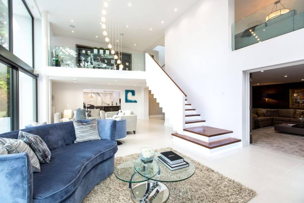 Thiết kế nội thất sắc nét và thích hợp với nội thất hiện đại