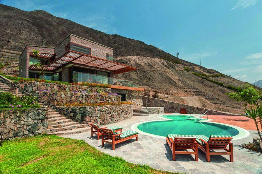 dự án Casa Azpitia Mala của kiến trúc sư Rafael Freyre