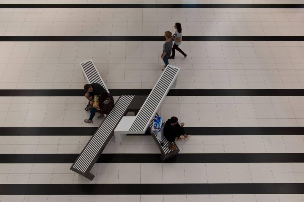sàn gạch cao cấp cho trung tâm thương mại
