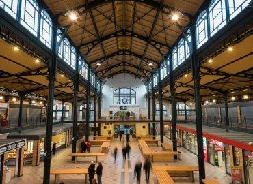 Zoltàn Kun và dự án Klauzal Market Hall