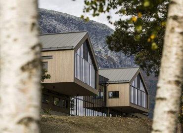 Dự án trường trung học Voss của văn phòng kiến trúc Nordic và AART