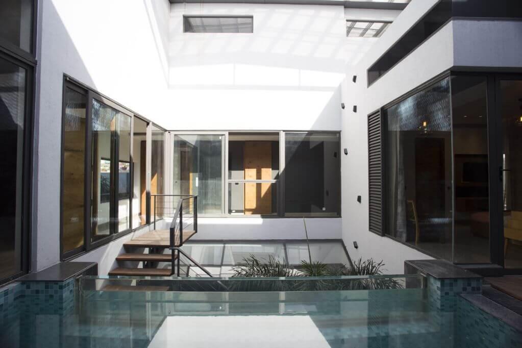 Dự án thiết kế nhà ở 102/7 House của Studio Ardete tại India