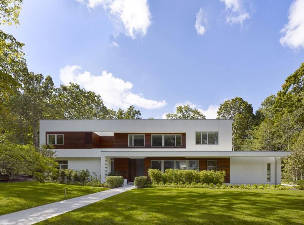 Dự án thiết kế kiến trúc Mamaroneck House của SPG Architects