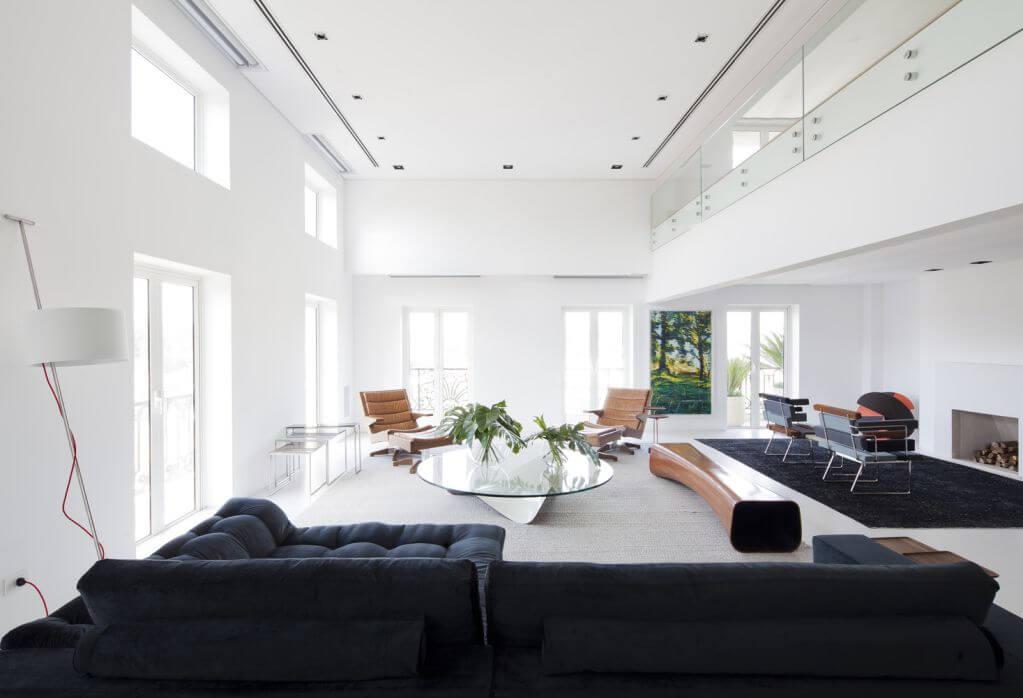 Dự án thiết kế nội thất căn hộ Ibirapuera của Casa14