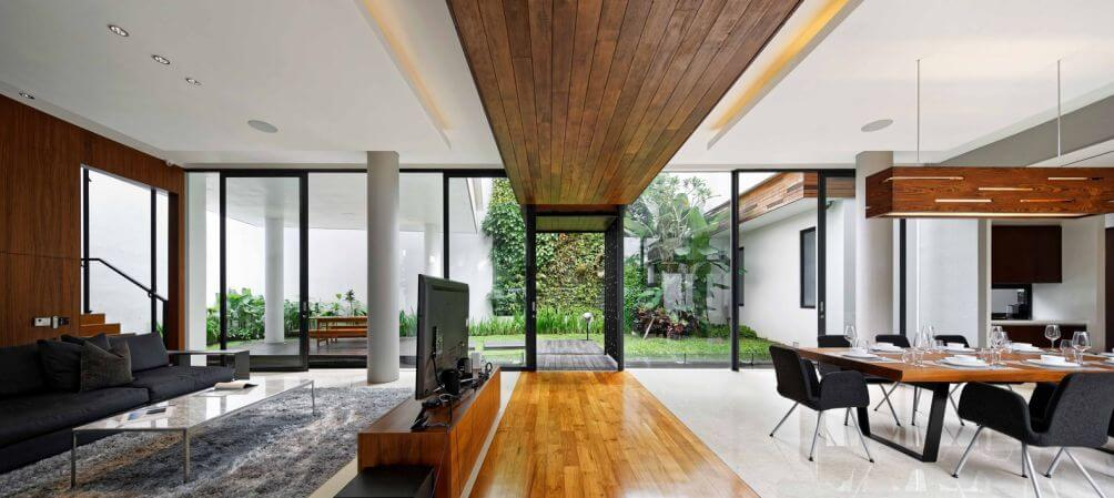 Dự án được thiết kế với nhiều ánh sáng tự nhiên