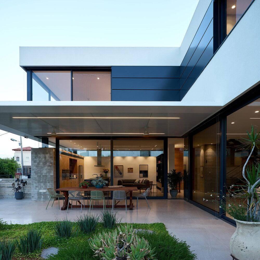 Dự án thiết kế bởi kiến trúc sư Daniel Arev Architecture