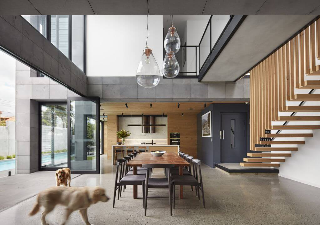 Giới thiệu về dự án Quarry House của Finnis Architects tại Úc
