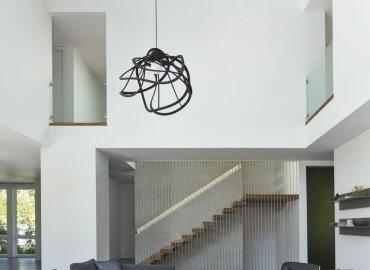 Thiết kế phòng khách của Mamaroneck House