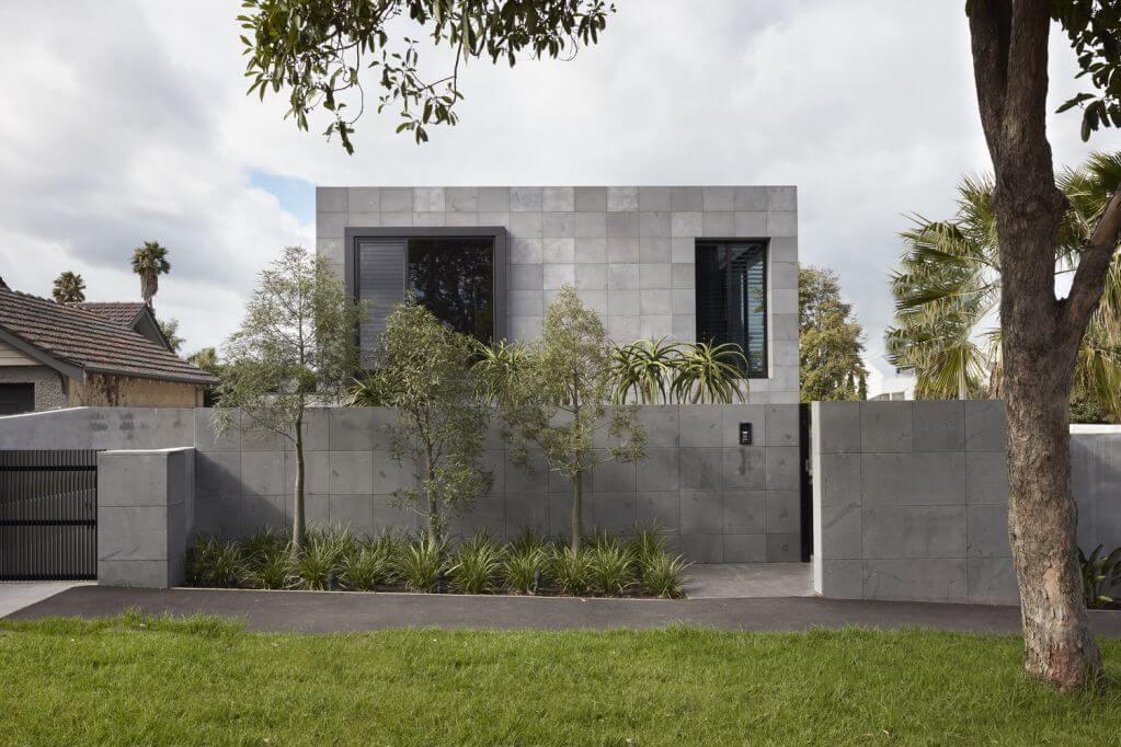 Thiết kế Quarry House với vẻ ngoài đầy mạnh mẽ