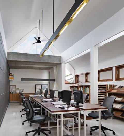 Văn phòng thiết kế kiến trúc Somia Design