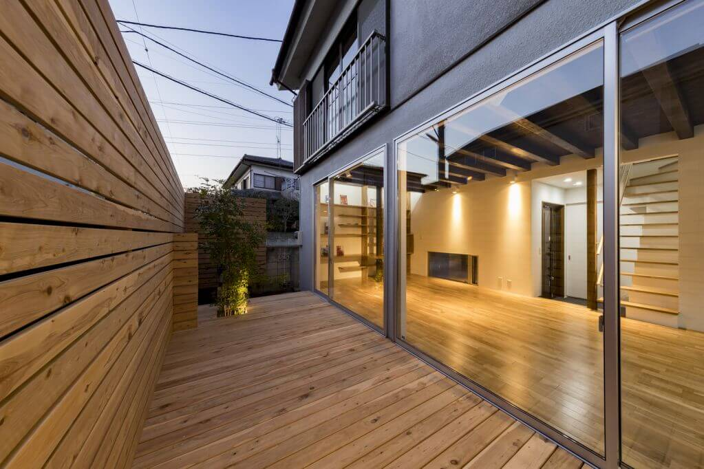 YDS Architects thiết kế N House