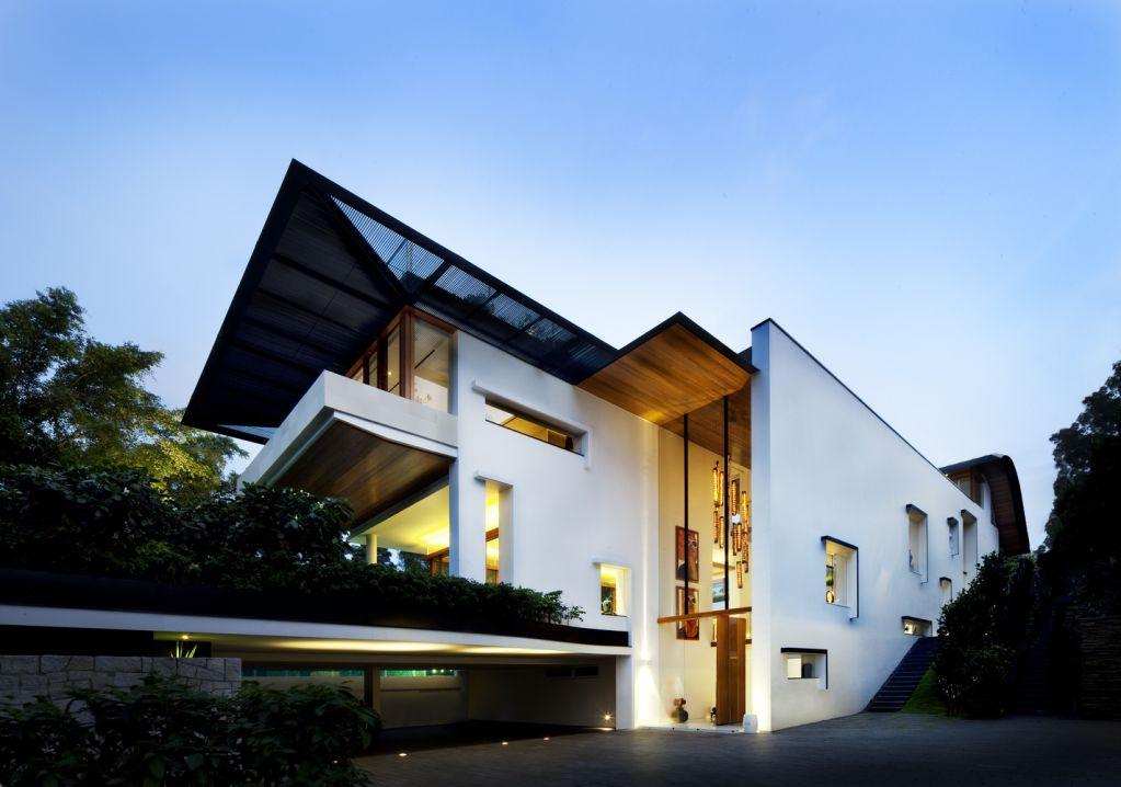 Guz Architects thiết kế Dalvey Road House