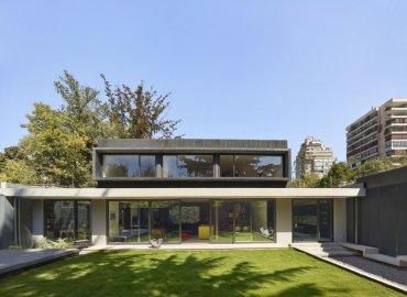Malaga House thiết kế với vẻ đẹp năng động