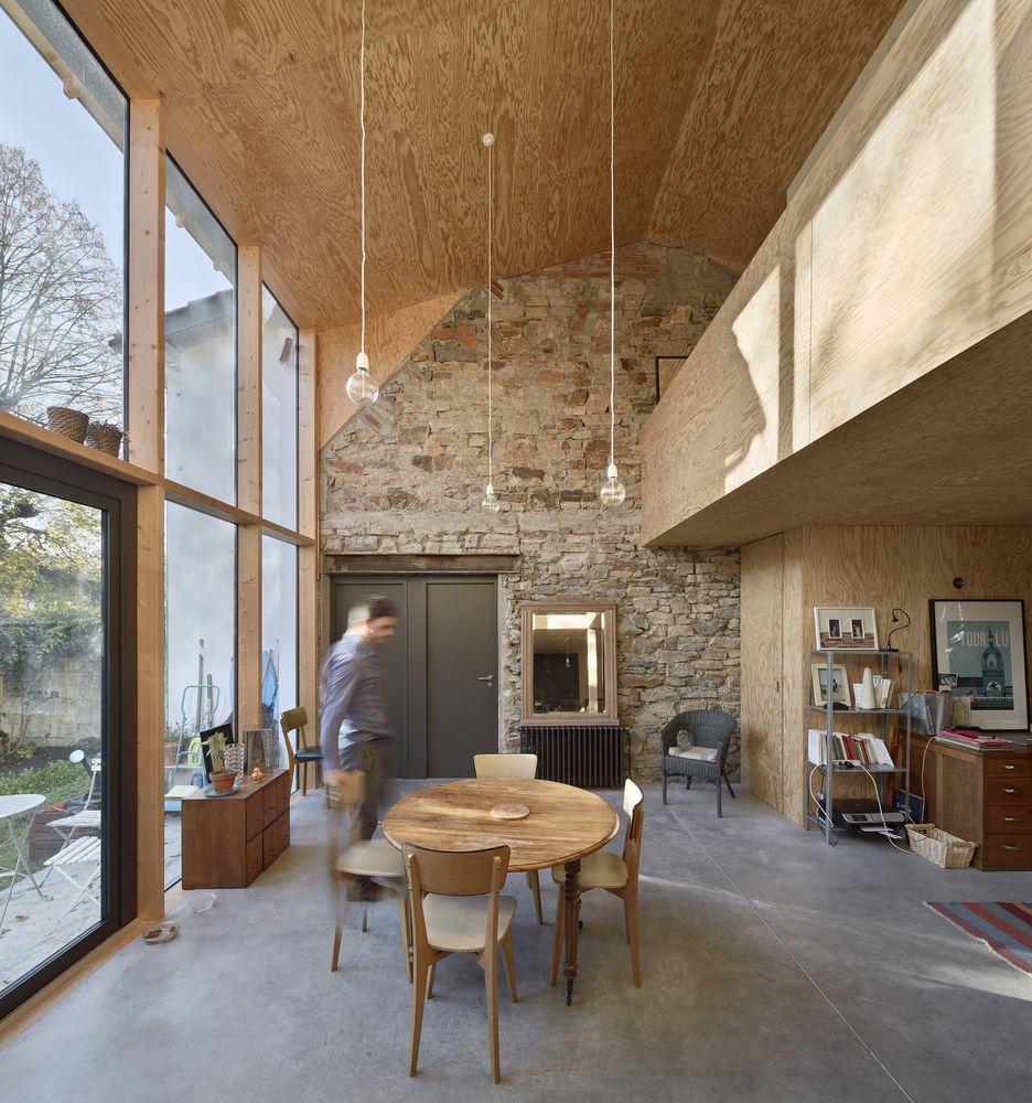 Puzzle House được thiết kế mở rộng cho dự án