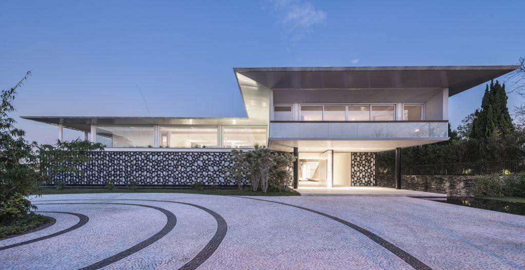 Dự án HCO Morumbi House của kiến trúc sư Galvez Marton tại Brazil