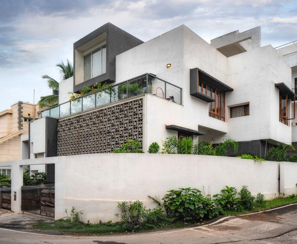 Dự án thiết kế nội thất nhà ở Mahadev của INK tại India