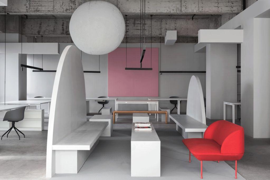Dự án XZone Office của AD Architecture