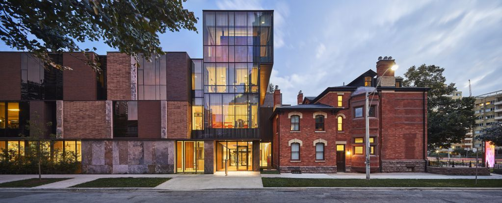 Dự án Casey House của Hariri Pontarini Architects tại Canada