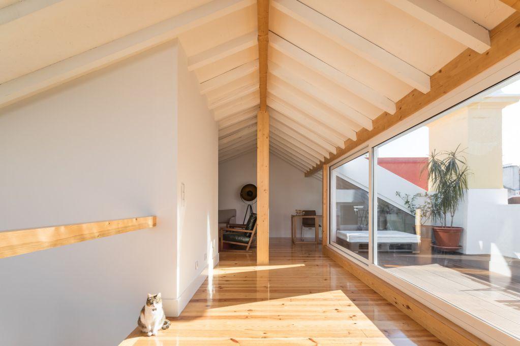 Dự án thiết kế nội thất CT 37 của BOOST Studio tại Bồ Đào Nha